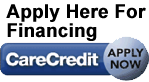 Image of apply here for financing with CareCredit
